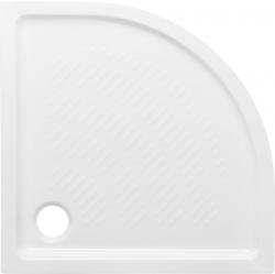 Sprchová vanička čtvrtkruh Multi ABS 90x90 cm, R550, akrylát