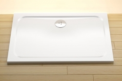 RAVAK Sprchová vanička Gigant Pro Chrome 100x80x3 cm