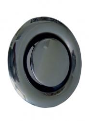 Talířový ventil kovový, odvodní, nerez - KOC