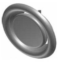 Atrea Talířový ventil přívod vzduchu včetně rámečku KI