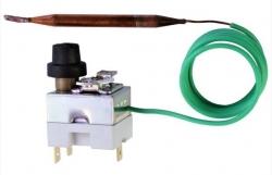 Regulus Termostat havarijní, nastavitelný, reset manuální, kapilára 1m, přepínací 95H060R01 11074