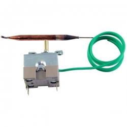 Termostat provozní 0-90°C, kapilára 0,6 m 10739