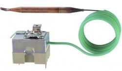 Termostat provozní 0-90°C, kapilára 1 m, vypínací 10882
