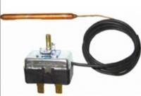 Termostat provozní 0- 40°C, kapilára 1m, vypínací 10925
