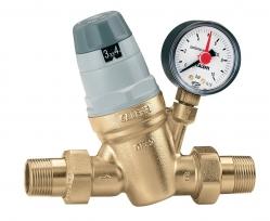 Ivar CS Tlakový redukční ventil se šroubením a manometrem - IVAR.5350