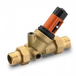 Ivar CS Tlakový redukční ventil se šroubením, filtračním sítkem, bez manometru - IVAR.PRV
