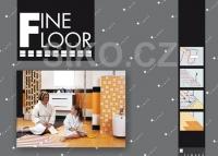Topný kabel Fine Floor 15,6-25 m2