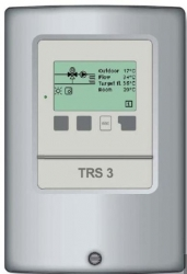 Regulus TRS3 - regulátor pro 1 otopný okruh 9055