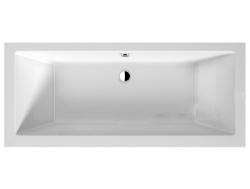 JIKA Vana akrylátová Cubito Pure 225420, 180x80 cm, bílá