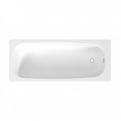 JIKA Vana Tanza 225201, 150x70 cm, smaltovaná ocel 1,8 mm, bílá
