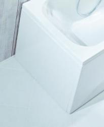 JIKA Vanový panel boční Tigo 296295, univerzální