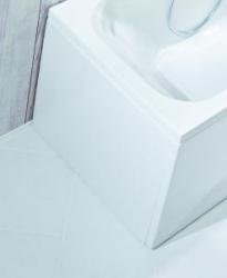 JIKA Vanový panel boční Lyra 296837, 75x56cm