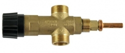 Regulus Ventil dochlazovací termostatický jednocestný JBV 1  8877
