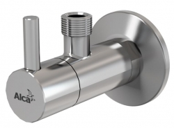 "Alcaplast Ventil rohový s filtrem 1/2""×3/8"", kulatý ARV001"