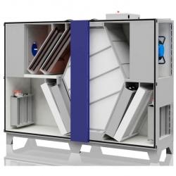 Atrea Větrací jednotka s rekuperací tepla DUPLEX 500 – 8000 Multi