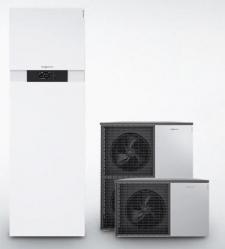 Viessmann Vitocal 222-S Splitové tepelné čerpadlo vzduch-voda 6,7kW/230V, zásobník TV 220l