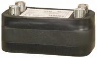 Regulus Nerezový deskový výměník tepla DV193-20E izolovaný  9548