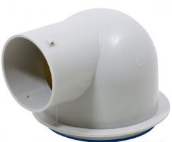 Regulus Vyústka stropní plastová 125/75 - 16173