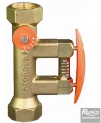 """Regulus Vyvažovací ventil - 10-40 l/min, 2x1""""F, 185°C  8232"""
