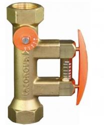 """Vyvažovací ventil - 2-12 l/min, 2x3/4""""F, 185°C (7982)"""