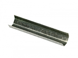 Žlab podpůrný pozinkovaný, délka 2000mm