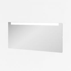 Ravak Zrcadlo s osvětlením 1000 Clear 100x44x3 cm