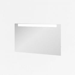 Ravak Zrcadlo s osvětlením 800 Clear 80x44x3 cm