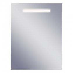 Zrcadlo s osvětlením Linea 50x65 cm